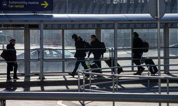 Griežtėja izoliacijos sąlygos į Lietuvą atvykstantiems iš Maltos, Serbijos