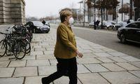 Vokietija planuoja drastiškai spartinti skiepijimą