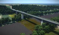 """""""Rail Balticos"""" tilto per Nerį statyboms bus skelbiamas naujas konkursas"""