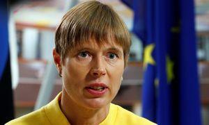 Interviu su Estijos prezidente– apie rusiškas vakcinas, Astravą ir sinchronizaciją