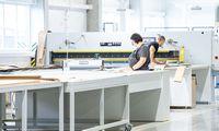 Rekordinį pramonės aktyvumą skatina ir baimės dėl kaistančių tiekimo grandinių