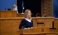 Estija mėnesiui įveda griežtą karantiną