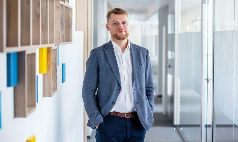 """""""StrongPoint Technology"""" direktorius Julius Stulpinas pabrėžė, jog įmonės siūlomi sprendimai yra susiję tik su dviem elektroninės prekybos grandinės grandimis: užsakytų prekių surinkimu ir jų pristatymu klientams."""