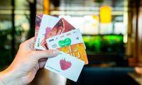 Lojalumo kortelės– nuolaidos uogautojams ar verslui auginti