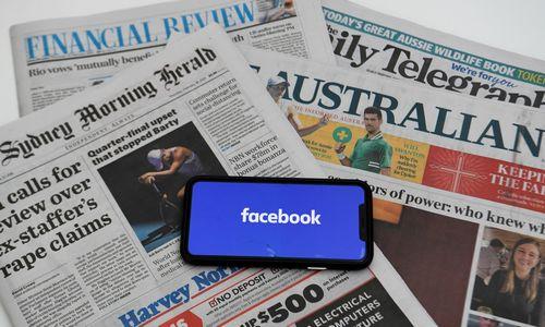 """""""Facebook"""" sutiko mokėti R. Murdocho """"News Corp"""" už turinį Australijoje"""