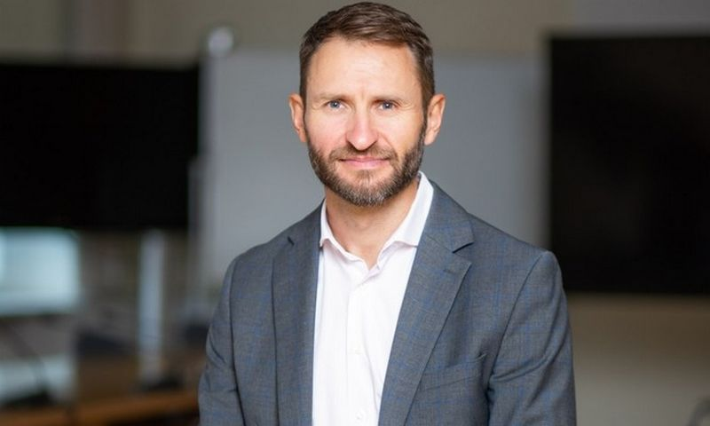 """Elijus Čivilis, """"LTG Digital"""" vadovas."""