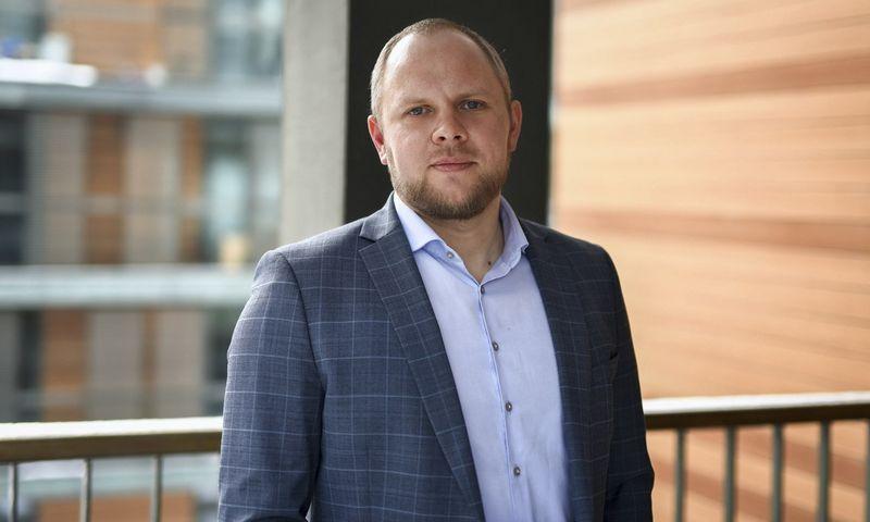 """Marius Taparauskas, verslo valdymo paslaugų bendrovės """"Mažeika ir partneriai"""" tiekimo grandinės (TG) praktikos grupės vadovas: """"Keičiantis verslo aplinkai, įmonės privalo reaguoti ir keisti strategijas, taip pat –  tiekimo grandinės strategiją."""