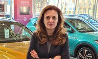 """""""Autojutos"""" vadovė: krizės yra norma, kurią priimi kaip natūralų reiškinį"""