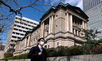 Japonijos bankas išlaikė neigiamą palūkanų normą