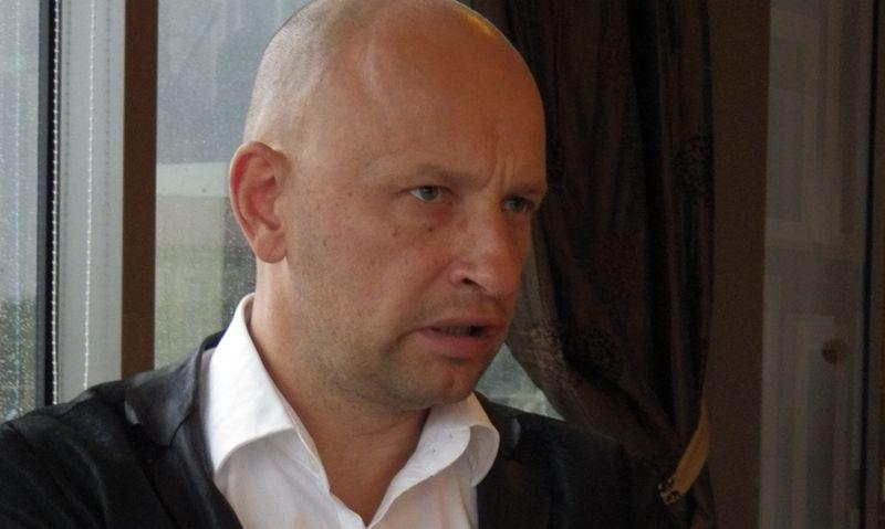 """Tadas Karosas, pagrindinis UAB """"LTk Capital"""", valdančios """"Čili Holdings"""", akcininkas. Vladimiro Ivanovo (VŽ) nuotr."""