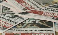 VŽ prenumeratorių žvilgsnis: skaitomiausi savaitės straipsniai
