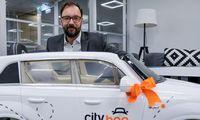 """""""CityBee"""" žada 700 elektromobilių, nuosavą stotelių tinklą"""