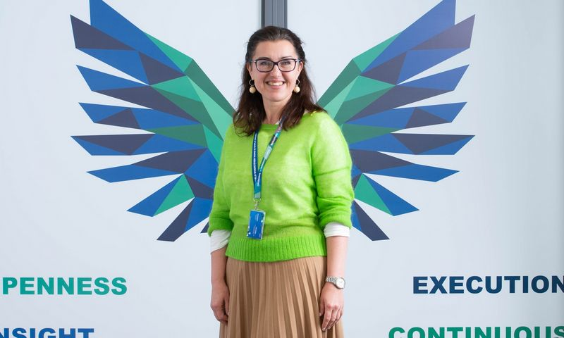 """Simona Gailiūnaitė, """"Eldes"""" personalo vadovė. Įmonės nuotr."""
