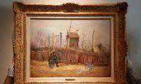V. van Gogho paveikslas parduotas už 13 mln. Eur