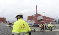 Suomijoje suteiktas leidimas krauti kurą į Olkiluoto atominės jėgainės 3-iąjį reaktorių