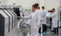 Kovą pastebimai išaugo Vokietijos verslo, ypač eksportuotojų, lūkesčiai