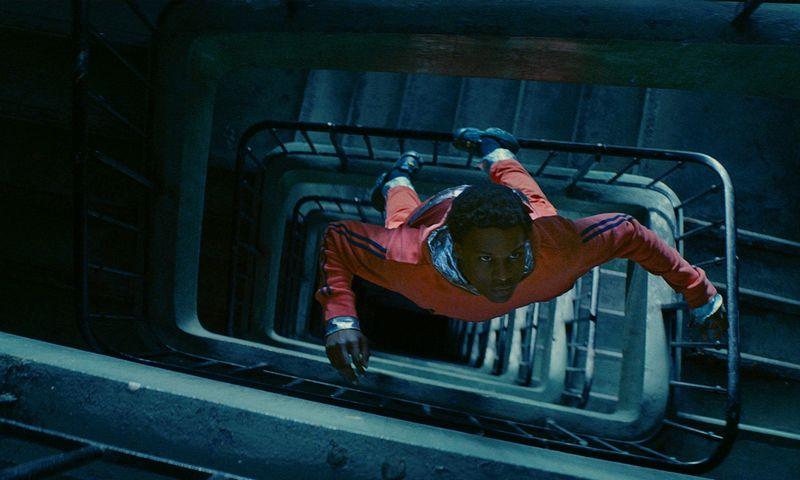 """Kadras iš kino filmo """"Gagarinas"""". """"Kino pavasario"""" nuotr."""