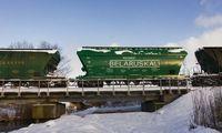 Baltarusiškų trąšų nukreipimas į Rusijos uostus turėtų poveikį Klaipėdai ir geležinkeliui