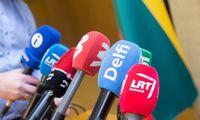 Nepaisant prieštaravimų, Seime žadama kurti darbo grupę dėl žiniasklaidos savireguliacijos