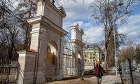 Vilniaus Sapiegų parkas liko be architektūrinės idėjos