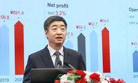 """""""Huawei"""" sugebėjo išlaikyti nedidelį augimą, pelnas sudarė beveik 10 mlrd. USD"""
