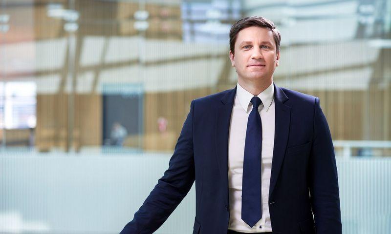 """Povilas Akstinas, """"KPMG Baltics"""" Konsultacijų skyriaus vadovas. Bendrovės nuotr."""
