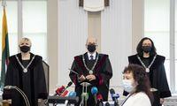 Teismas sugriežtino bausmes Sausio 13-osios byloje