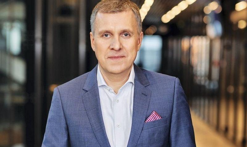 """Andrius Šemeškevičius, """"Telia Lietuva"""" Technologijų vadovas: """"Ateities miestuose reikės sugebėti aptarnauti milijoną įrenginių viename kvadratiniame kilometre. 5G galės tai padaryti ir dar su mažesnėmis sąnaudomis. """" BENDROVĖS NUOTR."""