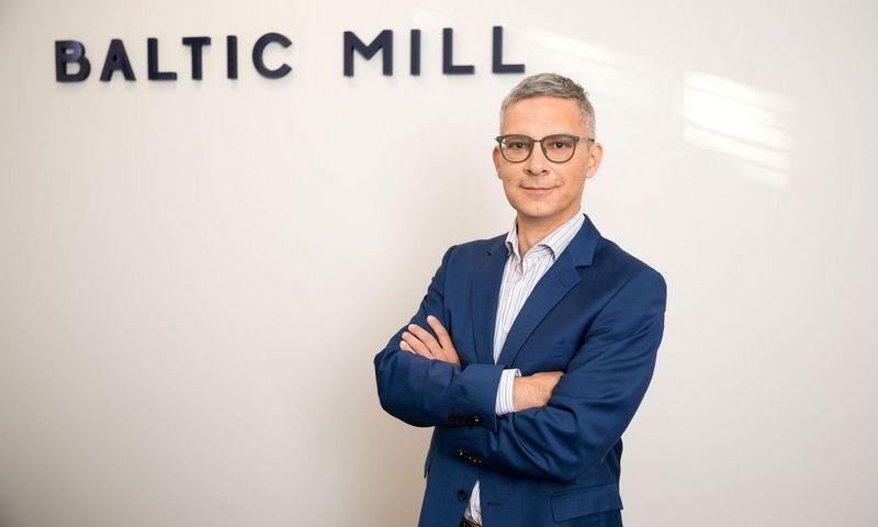 """Vygantas Reifonas, """"Baltic Mill"""" įmonių grupės vadovas. Bendrovės nuotr."""