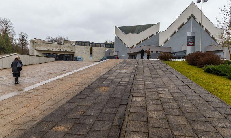 Vilniaus laidojimo rūmai, Olandų g. Vladimiro Ivanovo (VŽ) nuotr.