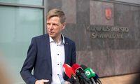 R. Šimašius: per šventinį savaitgalį Vilniuje planuojama paskiepyti 12.000 žmonių