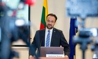 G. Šimkus paskirtas naujuoju centrinio banko vadovu