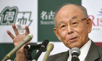 Mirė japonų mokslininkas, pelnęs Nobelio premiją už LED šviestuko išradimą