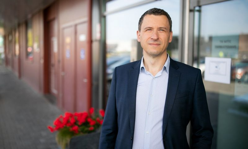 Gintaras Kručkas, MTTC grupės direktorius. Bendrovės nuotr.