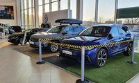 Naujų automobilių rinką palaikė nuomos bendrovės