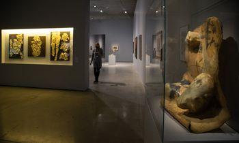 """""""Sunkus amžius"""" MO muziejuje"""
