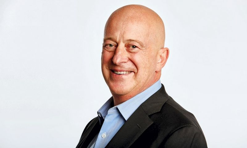 "Dirkas van de Putas, ""Mondelez International"" valdybos pirmininkas. Bendrovės nuotr."