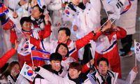Šiaurės Korėja nedalyvaus olimpiadoje