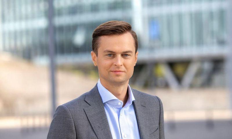 "Kęstutis Grinaveckas – ""Finpro"" partneris. Bendrovės nuotr."