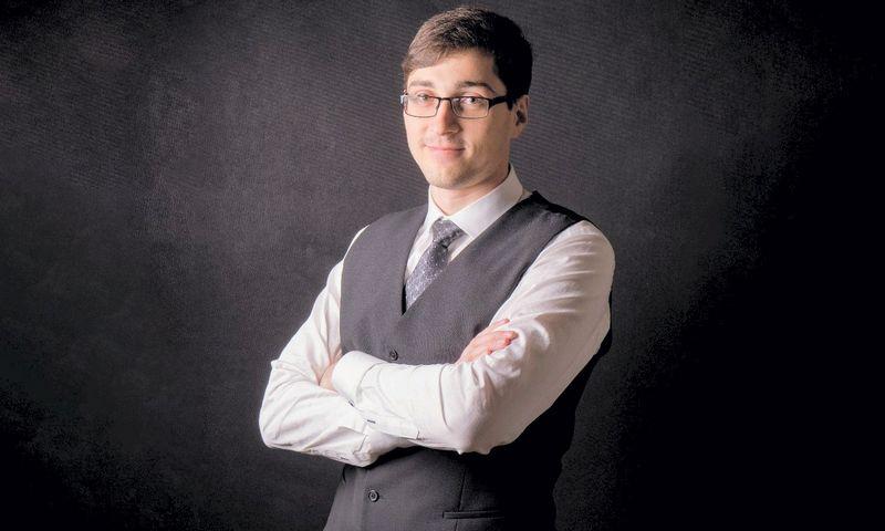 """Simonas Buržinskas, UAB """"Altacom"""" verslo vystymo vadovas: """"Su """"N-able"""" dirbantys mūsų partneriai kasmet vidutiniškai auga po 30% – tai rodo dideles šios paslaugos perspektyvas."""""""