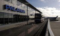Vyriausybė skyrė 10 mln. Eur Palangos oro uostui