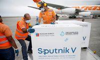 """Slovakija skelbia iš Rusijossulaukusine tos """"Sputnik V""""vakcinos, kuriąįvertino""""The Lancet"""""""