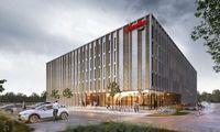 """Prie Rygos oro uosto kyla """"Hampton by Hilton"""" viešbutis už 13,8 mln. Eur"""