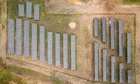 """""""Eternia Solar"""": saulės elektrines verslo reikmėms galima įsirengti ir ant žemės"""