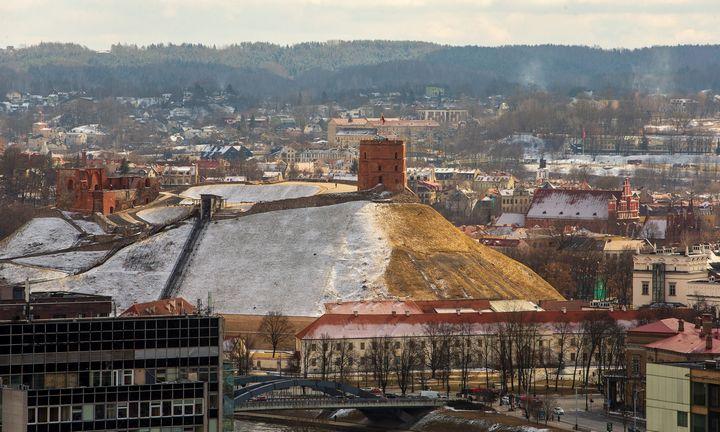 Netikėtose Vilniaus erdvėse – dar 12 naujų objektų