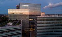 """Pandemija pakoregavo """"Luminor"""" veiklą: bankas atsisako beveik 9% būstinės ploto"""