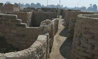 """Egipte atkastas """"prarastas aukso miestas"""""""