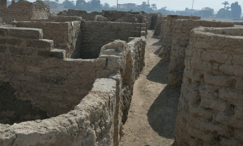 "Zahi Hawasso Egiptologijos centro/""Reuters""/""Scnapix"" nuotr."