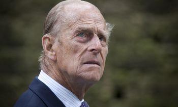 Mirė JK princas Philipas