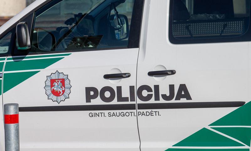 Policija. Juditos Grigelytės (VŽ) nuotr.